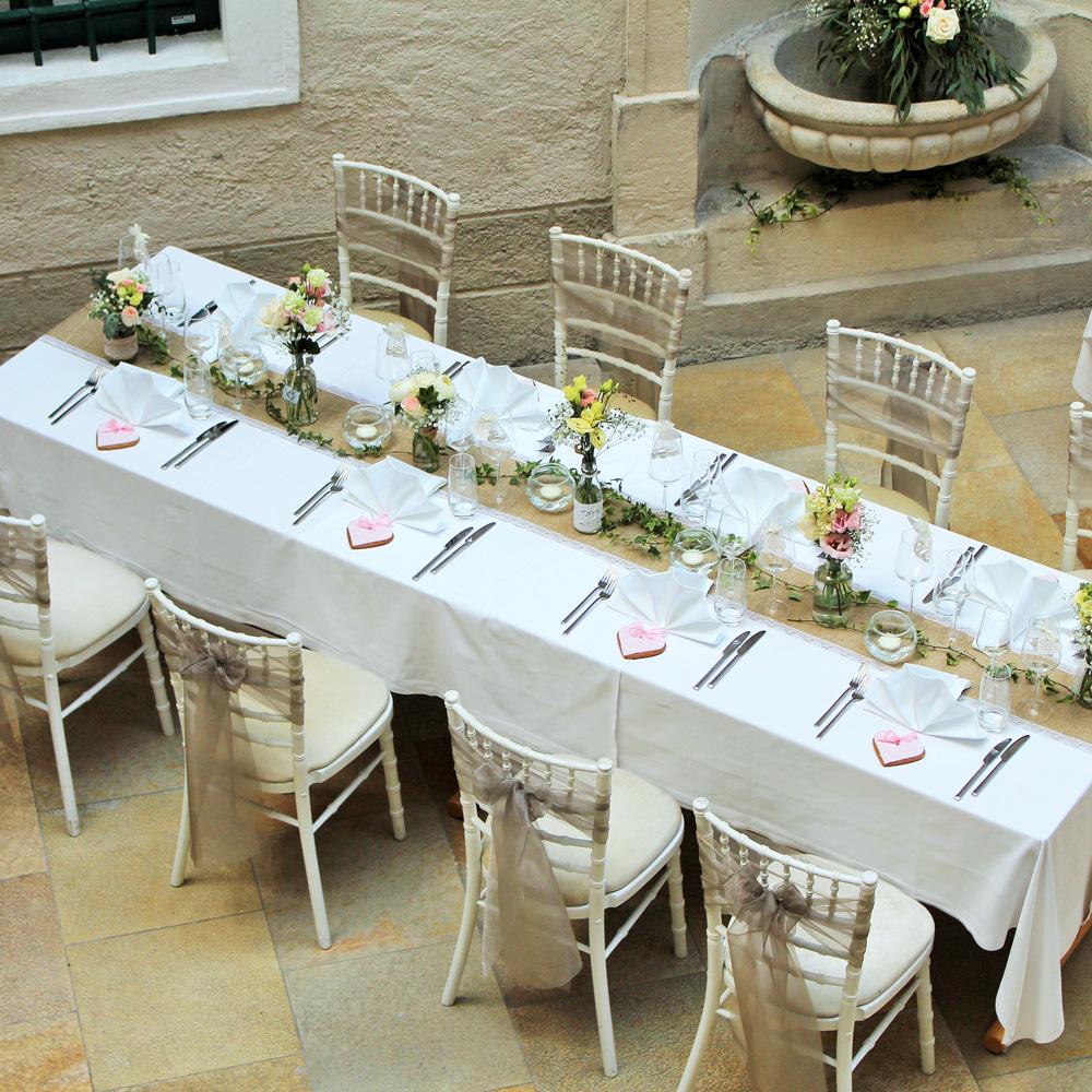 Hochzeit mit Catering de France - Ihr Catering-Profi in Wien und Umgebung